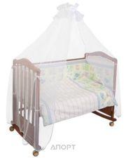 Фото Сонный Гномик Комплект постельного белья для новорожденных Считалочка (3 предмета)