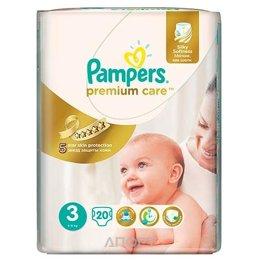 Pampers Premium Care Midi 3 (20 шт.)