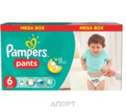 Фото Pampers Pants Extra Large 6 (88 шт.)