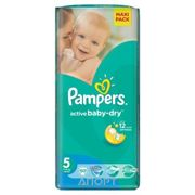 Фото Pampers Active Baby Junior 5 (50 шт.)