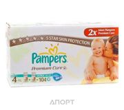 Фото Pampers Premium Care Maxi 4 (104 шт.)