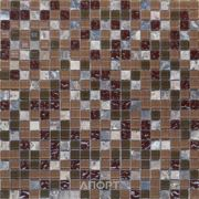 Фото Elada Mosaic HK-49 327x327x4мм сливовый микс