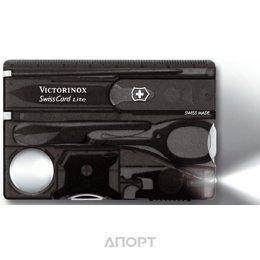 Victorinox SwissCard Lite Onyx (0.7333.T3)