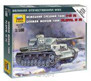 Фото ZVEZDA Немецкий средний танк Т-IV F2 (ZVE6251)