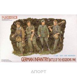 Dragon Немецкая пехота, (DRA6025)