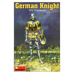MiniArt Hемецкий рыцарь XV в. (MA16002)