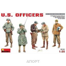 MiniArt Американские офицеры (MA35161)