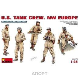 MiniArt Американський танковый экипаж (Северо-западная Европа) (MA35070)