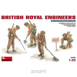 MiniArt Британские королевские инженеры (MA35083)