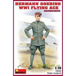 MiniArt Герман Геринг. Германский летчик-ас Первой мировой войны (MA16034)
