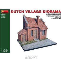 MiniArt Диорама: Голландское село (MA36023)