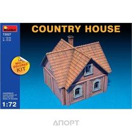 MiniArt Сельский дом (MA72027)