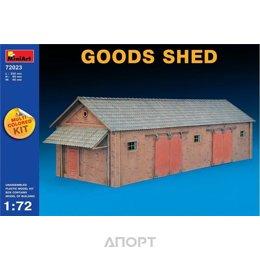 MiniArt Товарный склад / Goods Shed (MA72023)