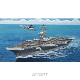 Revell Авианосец U.S.S. Nimitz (CVN-68), 1:1200 (RV05814)