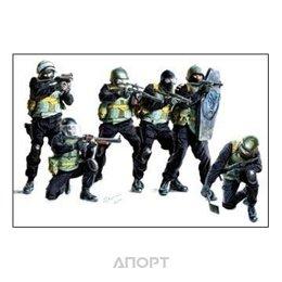 ZVEZDA VYMPEL Russian antiterrorist unit (ZVE3598)