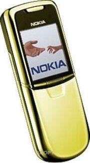 Фото Nokia 8800 Gold