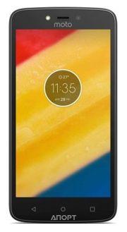Фото Motorola Moto C Plus 2/16Gb