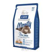 Фото Brit Care Cat Monty I'm Living Indoor 0,4 кг