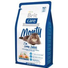 Brit Care Cat Monty I'm Living Indoor 7 кг