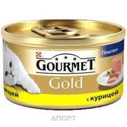 Gourmet Gold паштет с курицей 0,085 кг