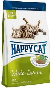 Фото Happy Cat Weide-Lamm 10 кг