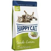 Фото Happy Cat Weide-Lamm 0,3 кг