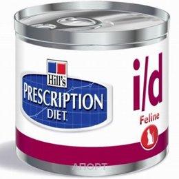 Hill's Prescription Diet Feline i/d 0,156 кг