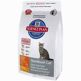 Hill's Science Plan Feline Young Adult Sterilised Cat Chicken 3,5 кг