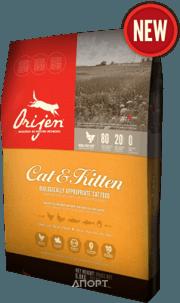 Фото Orijen  Cat and Kitten 6,8 кг