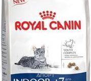 Фото Royal Canin Indoor +7 1,5 кг