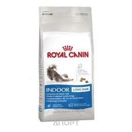 Royal Canin Indoor Long Hair 35 0,4 кг