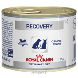 Royal Canin Recovery 0,195 кг консервы