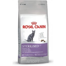 Royal Canin Sterilised 37 0,4 кг