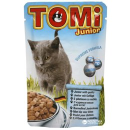 TOMi Консервы для котят 0,1 кг