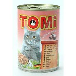 TOMi Консервы с телятиной 0,4 кг