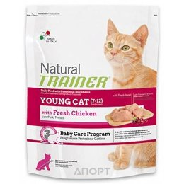 Trainer Natural Young Cat 1,5 кг