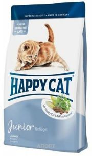 Фото Happy Cat Junior 4 кг