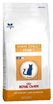 Фото Royal Canin Senior Consult Stage 1 0,4 кг