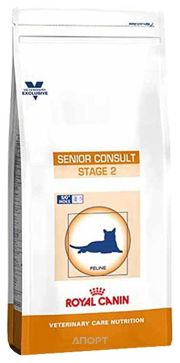 Фото Royal Canin Senior Consult Stage 2 6 кг