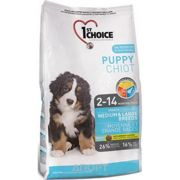 Фото 1st CHOICE Puppies Medium & Large Breeds 15 кг