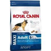 Фото Royal Canin Maxi Adult 5+ 15 кг