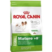 Фото Royal Canin X-small Mature+8 0,5 кг