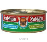 Фото Четвероногий Гурман Мясное ассорти с ягненком для щенков 0,1 кг