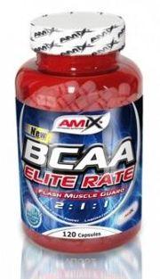 Фото Amix BCAA Elite Rate 350 caps