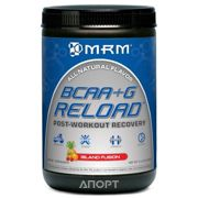 Фото MRM BCAA+G Reload 330g (24 servings)