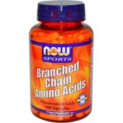 Фото Now Branched Chain Amino Acids 120 caps
