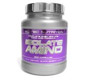 Фото Scitec Nutrition Isolate Amino 500 caps