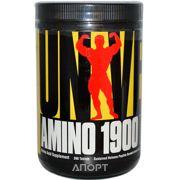 Фото Universal Nutrition Amino 1900 300 tabs