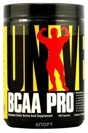 Фото Universal Nutrition BCAA Pro 100 caps
