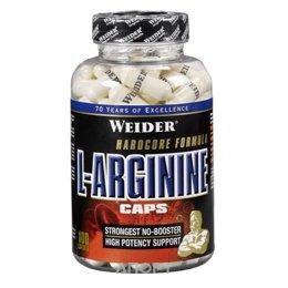 Weider L-Arginine Capsules 100 caps